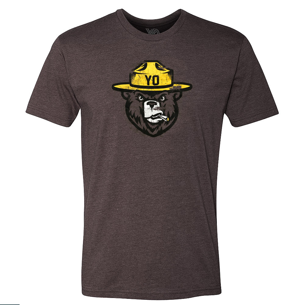 Yo Tokey The Bear Colorado T-Shirt