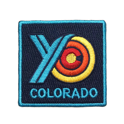 Yo Colorado Retro Patch
