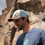 Incline Colorado Trucker Hat - Durango