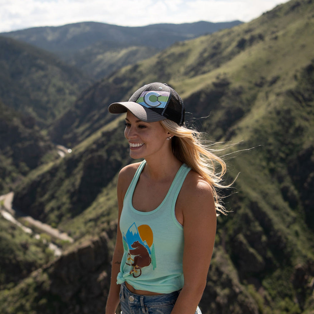Incline Colorado Trucker Hat - Breck