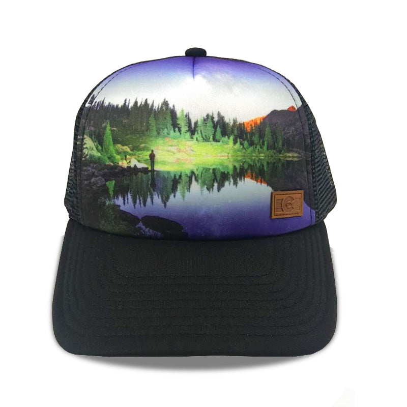 The Mystic Trucker Photo Hat