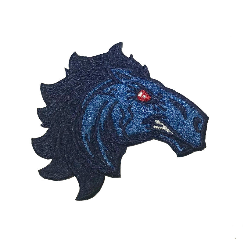 Blucifer Patch