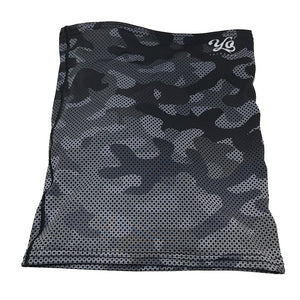 Hex Camo Sunshield Multi-Purpose Face Mask