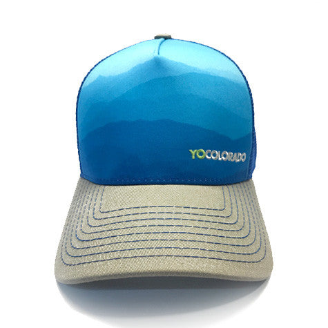 The Summit Trucker Hat