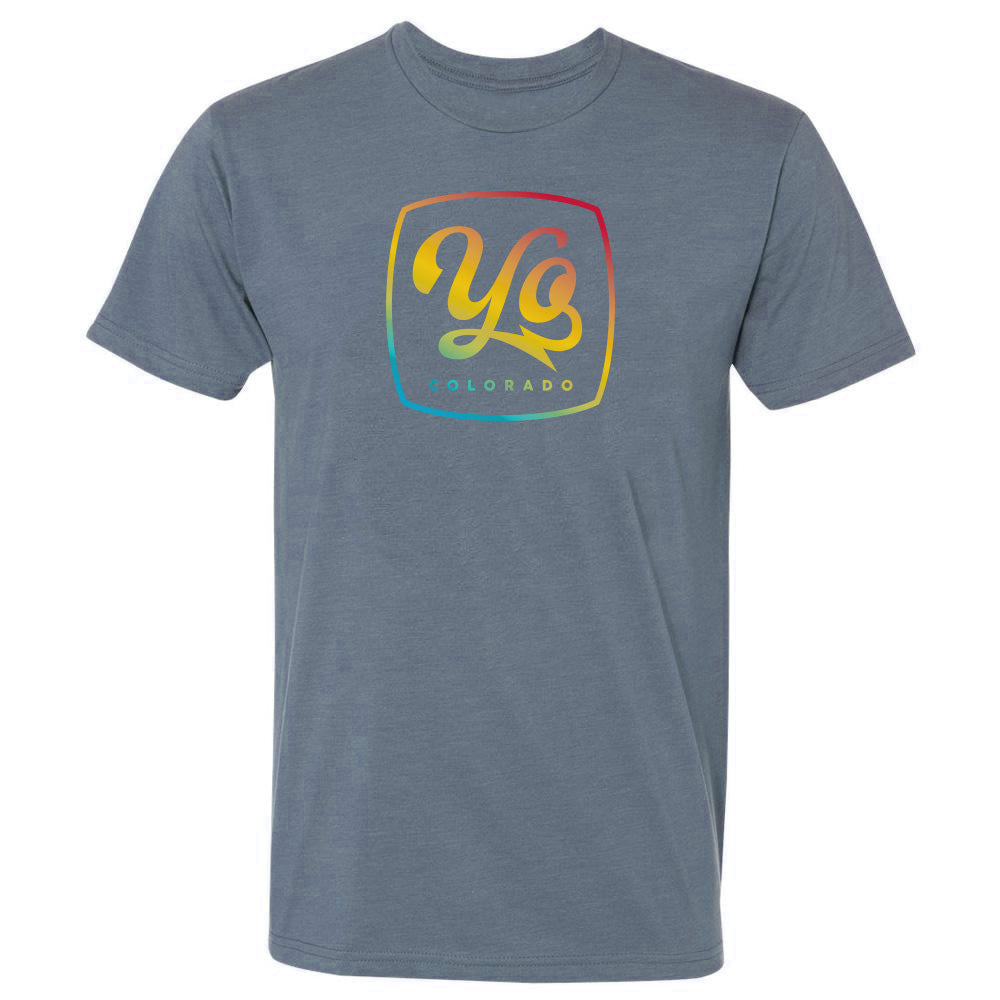 YoColorado Spectrum Bolt T-Shirt