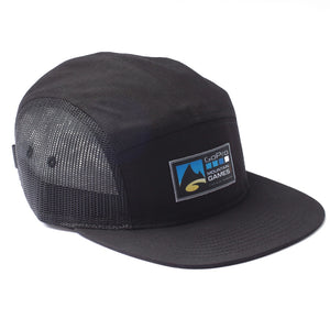 GoPro Mountain Games 5 Panel Camper Hat