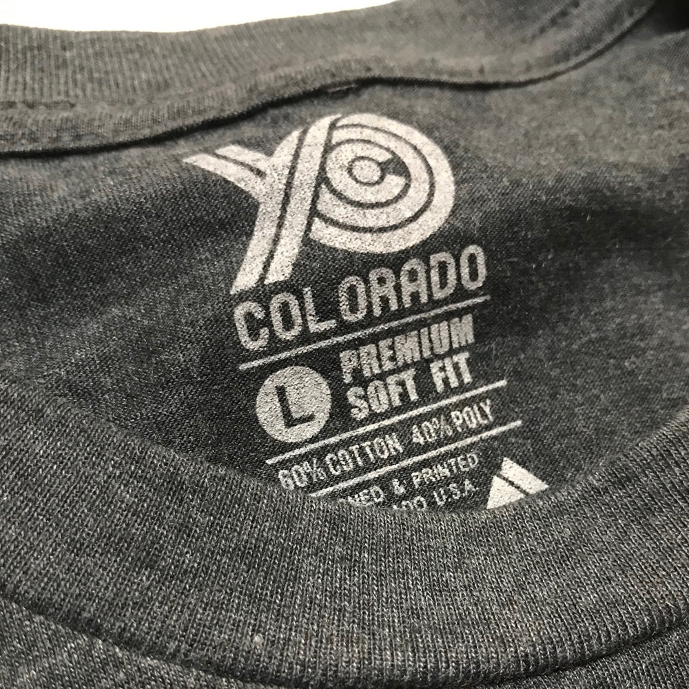 Unisex YoColorado Blank T-Shirt Three Pack - 3 FOR $33