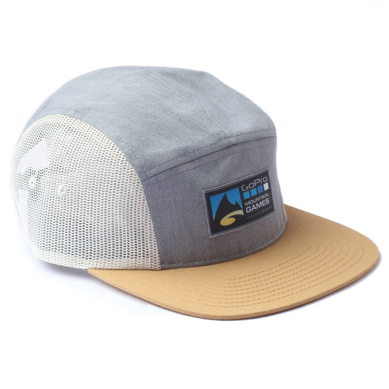 GoPro Mountain Games 5 Panel Anywhere Hat