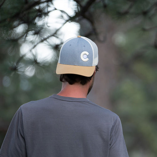 The Excelerator Colorado Trucker Hat
