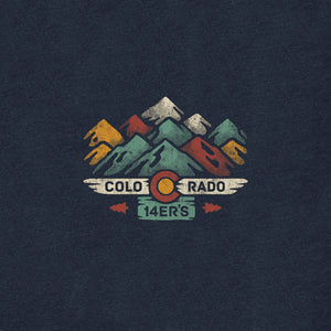 Colorado 14er Short Sleeve T-Shirt