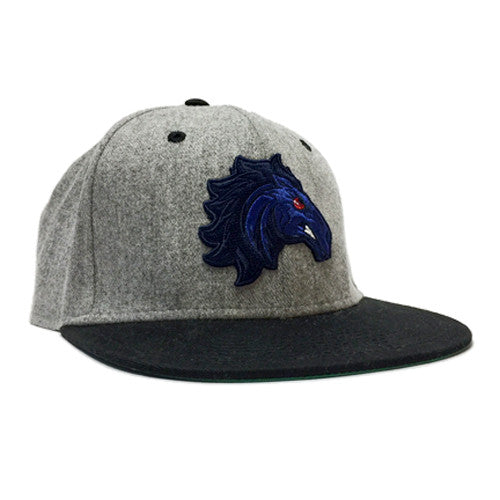 DENVER BLUCIFERS FLAT BILL HAT
