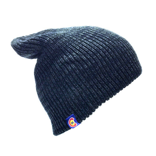 eccbd6deaf5 HEATHER SLOUCH COLORADO BEANIE - YoColorado