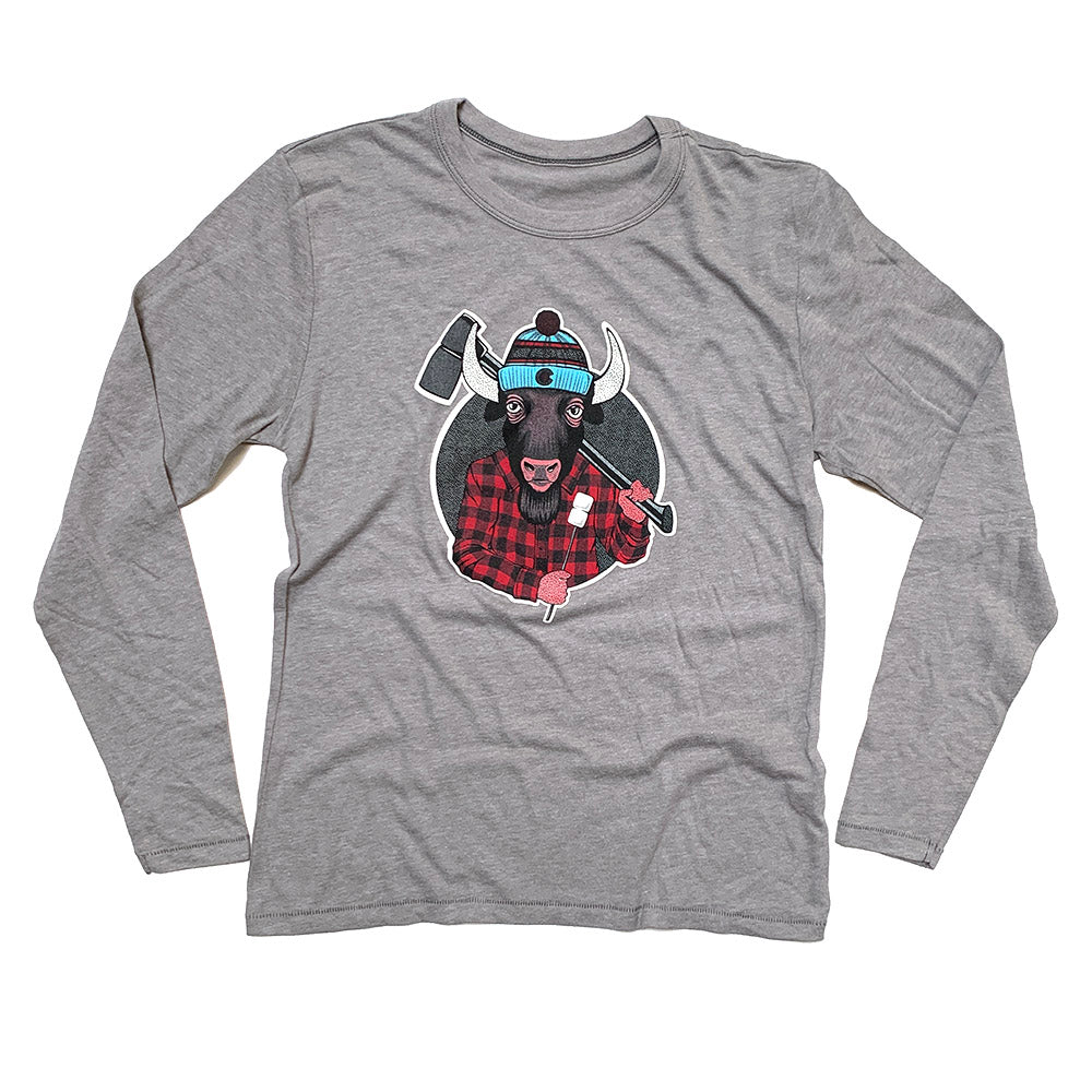 Lumberbuff Long Sleeve Shirt