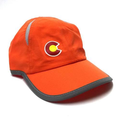Marathon Colorado Running Hat