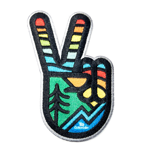 Yo Peace Patch