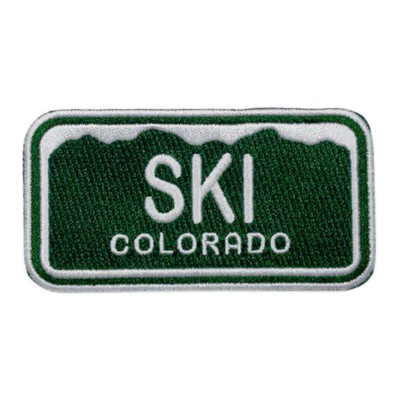 Ski Colorado Patch