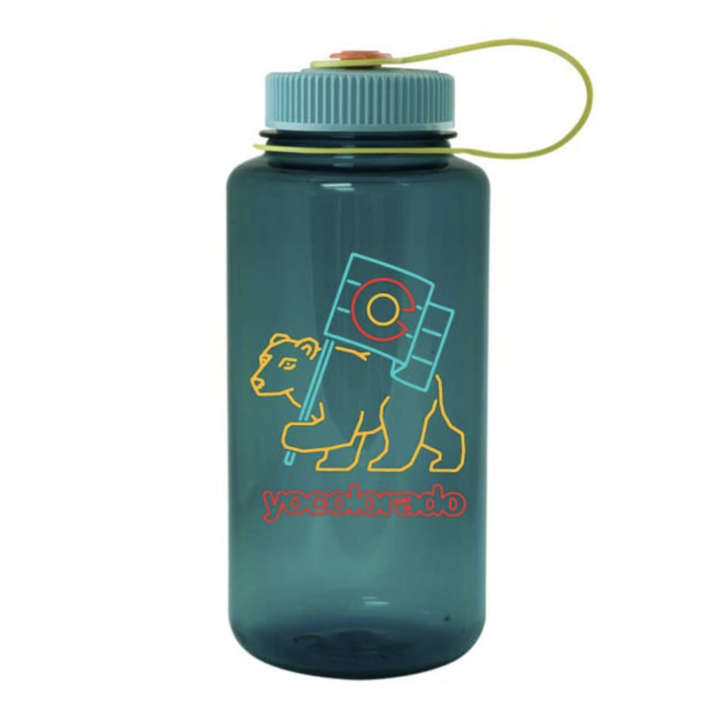 Colorado Bear Pride Nalgene Bottle