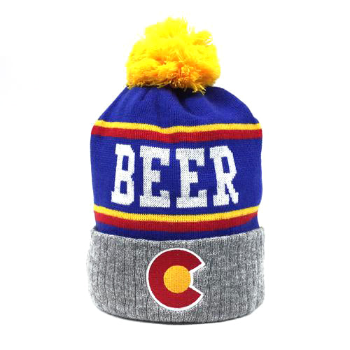 Colorado Beer Beanie