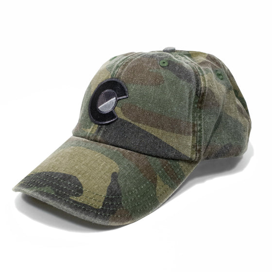 Official Camo Colorado Dad Hat