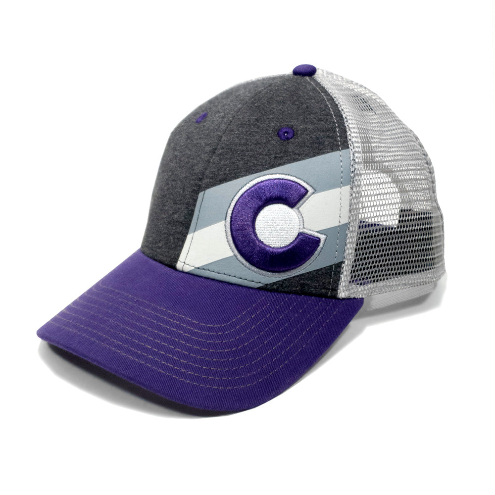 Incline Colorado Trucker Hat - Dugout