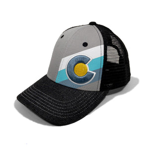 Kids' Incline Colorado Trucker Hat - Roundhouse