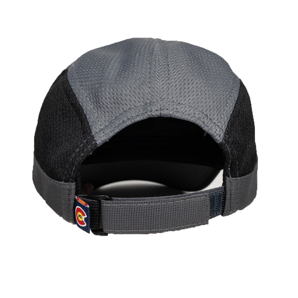 YoColorado Mono Marathon Colorado Running Hat