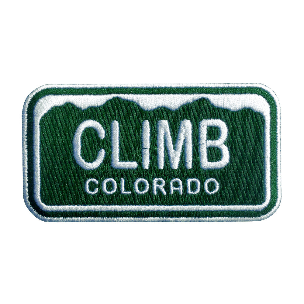 Climb Colorado Patch