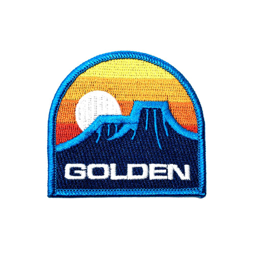 Golden Mesa Patch