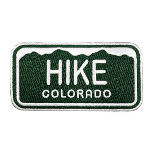 Hike Colorado Patch