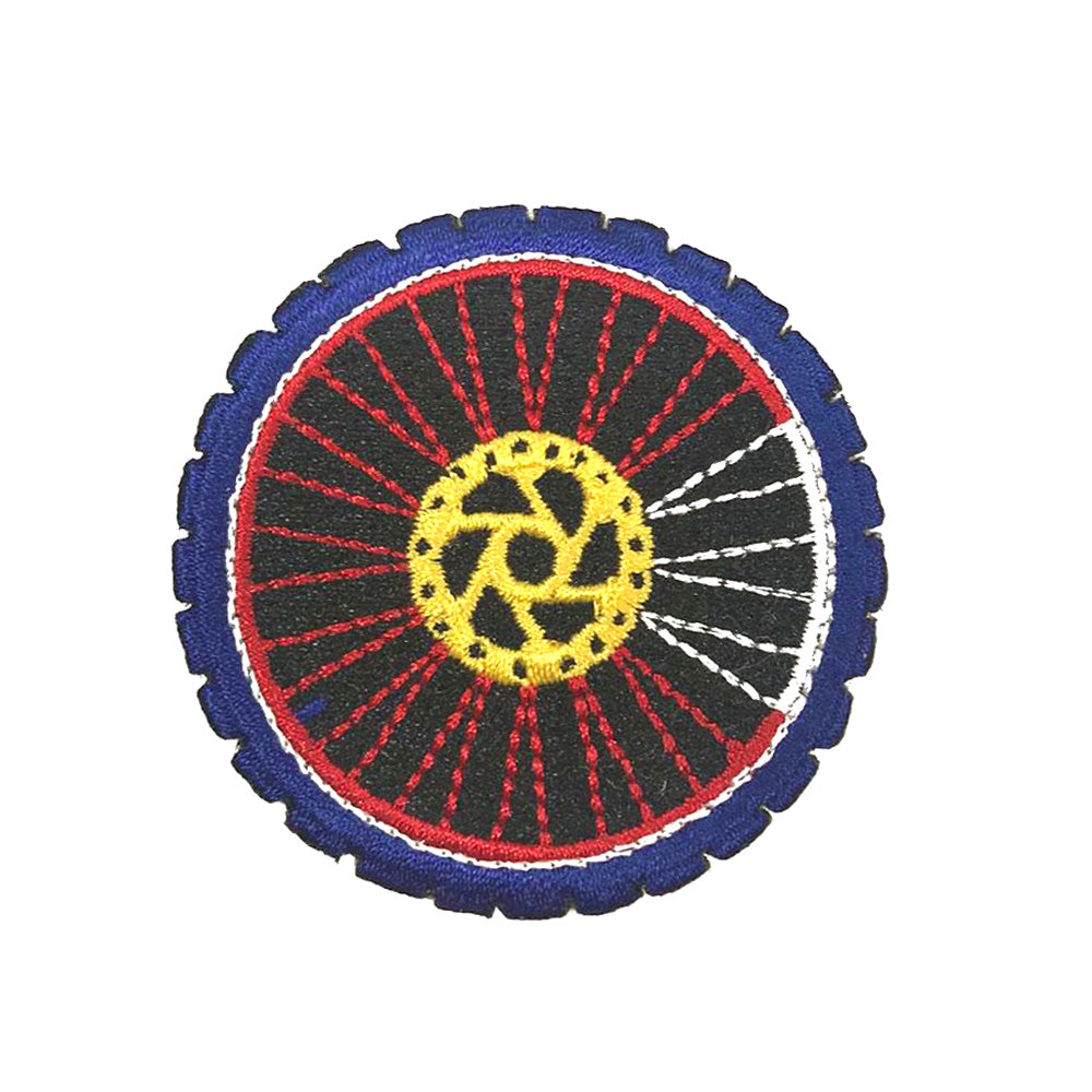 Colorado Mountain Bike Wheel Patch