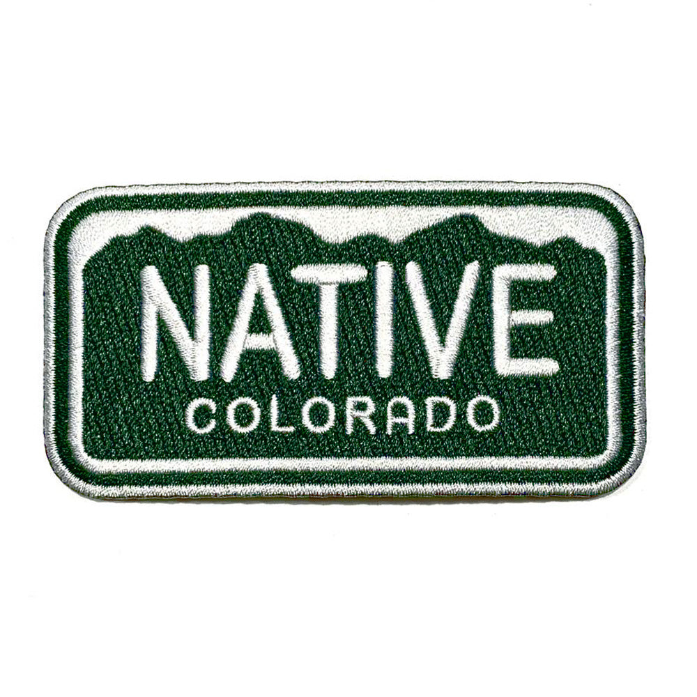 Native Colorado Patch