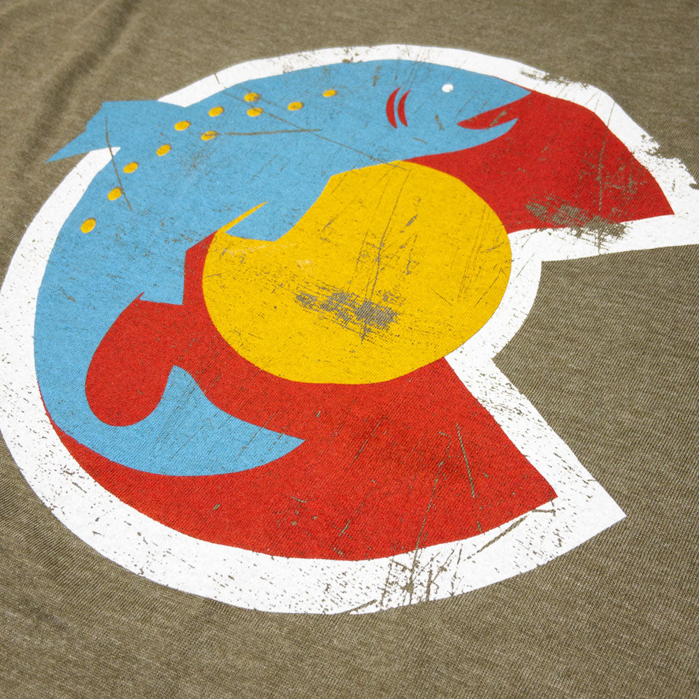 Gone Fishin' Colorado Trout T-Shirt