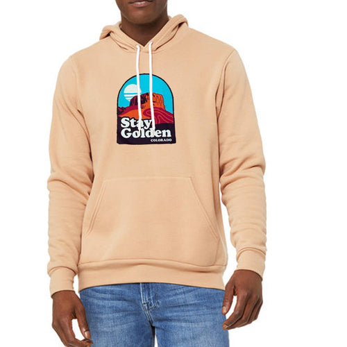 Classic Colorado Flag Women's T-Shirt Military Green
