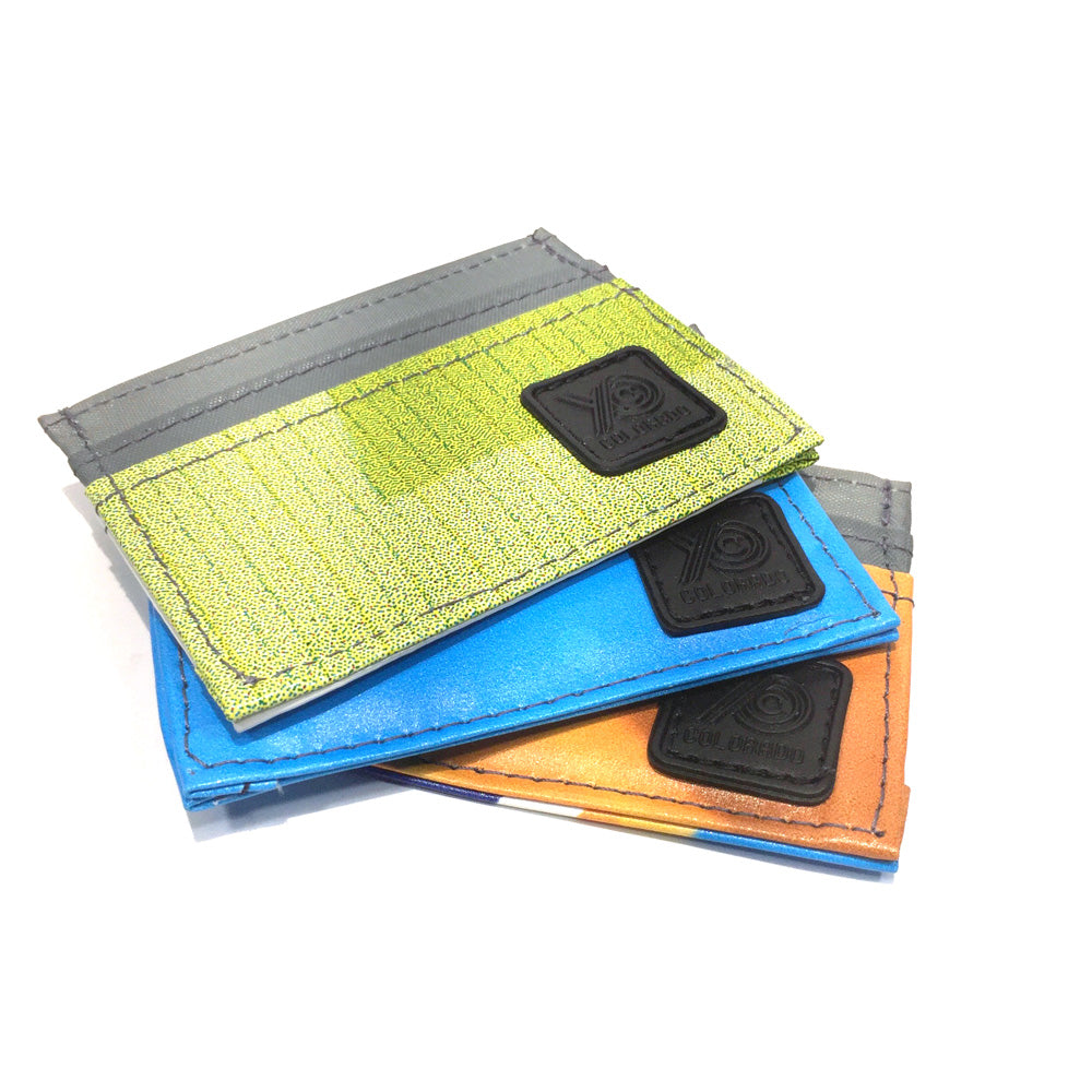 The Buddy Upcycled Wallet