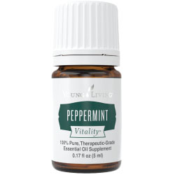 Peppermint Vitality Essential Oil - 5ml