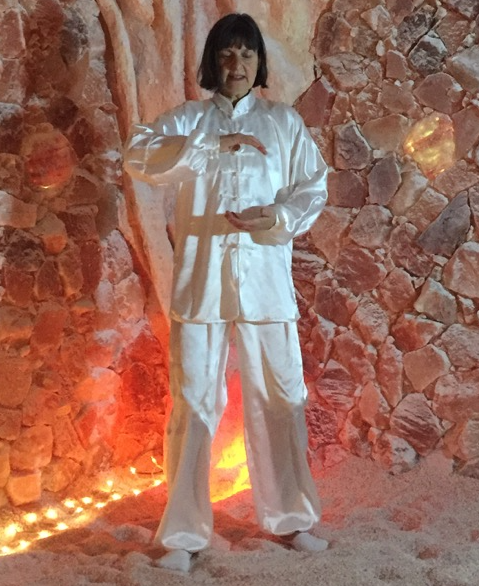 Qigong in the Cave