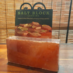 Salt Cooking Tile & Book