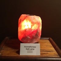 Aromatherapy Salt Lamp (small)