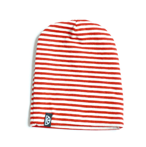 Red Stripes Slouchy