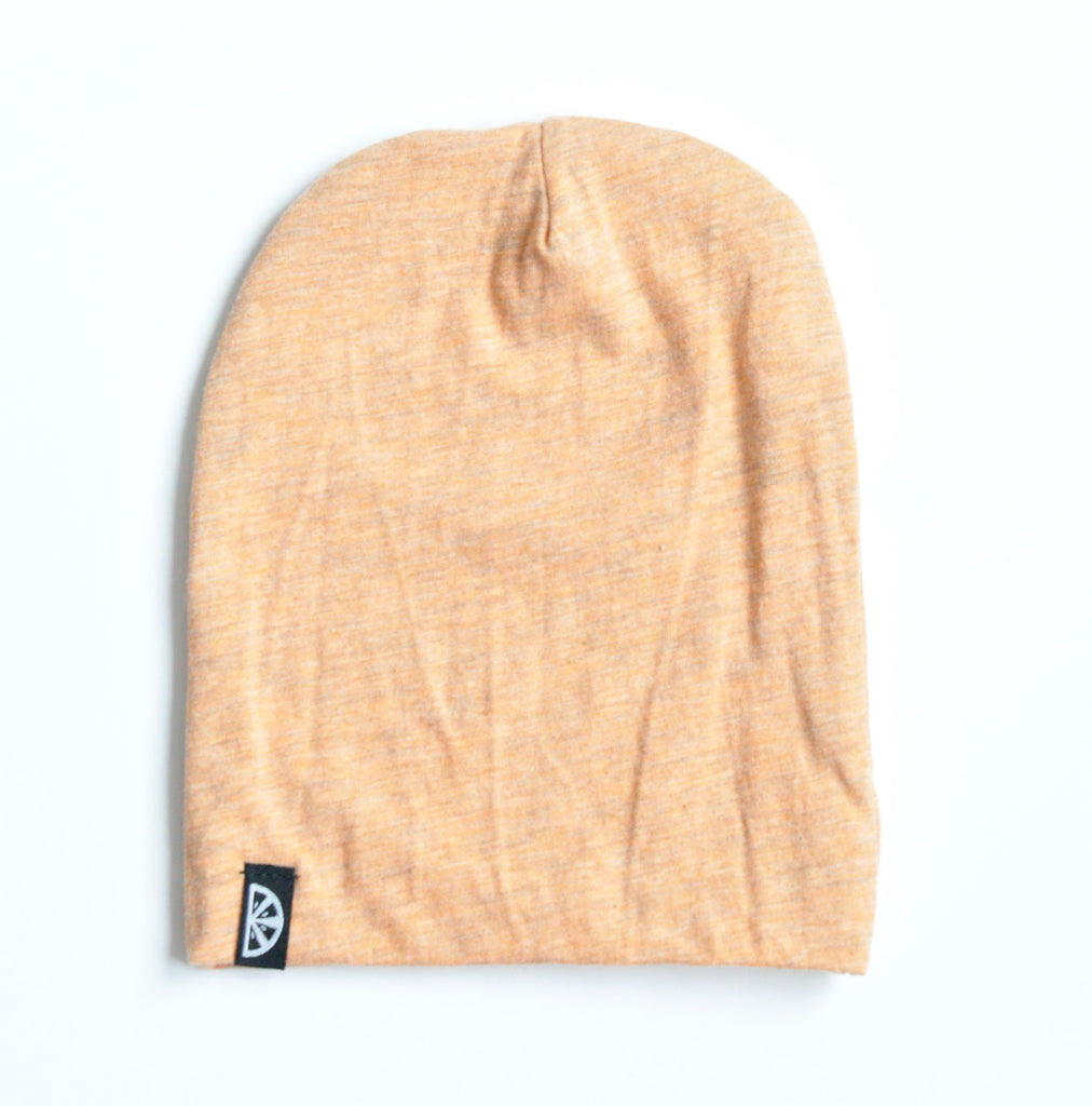 Heather Orange Slouchy