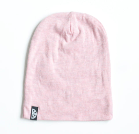Heather Pink Slouchy