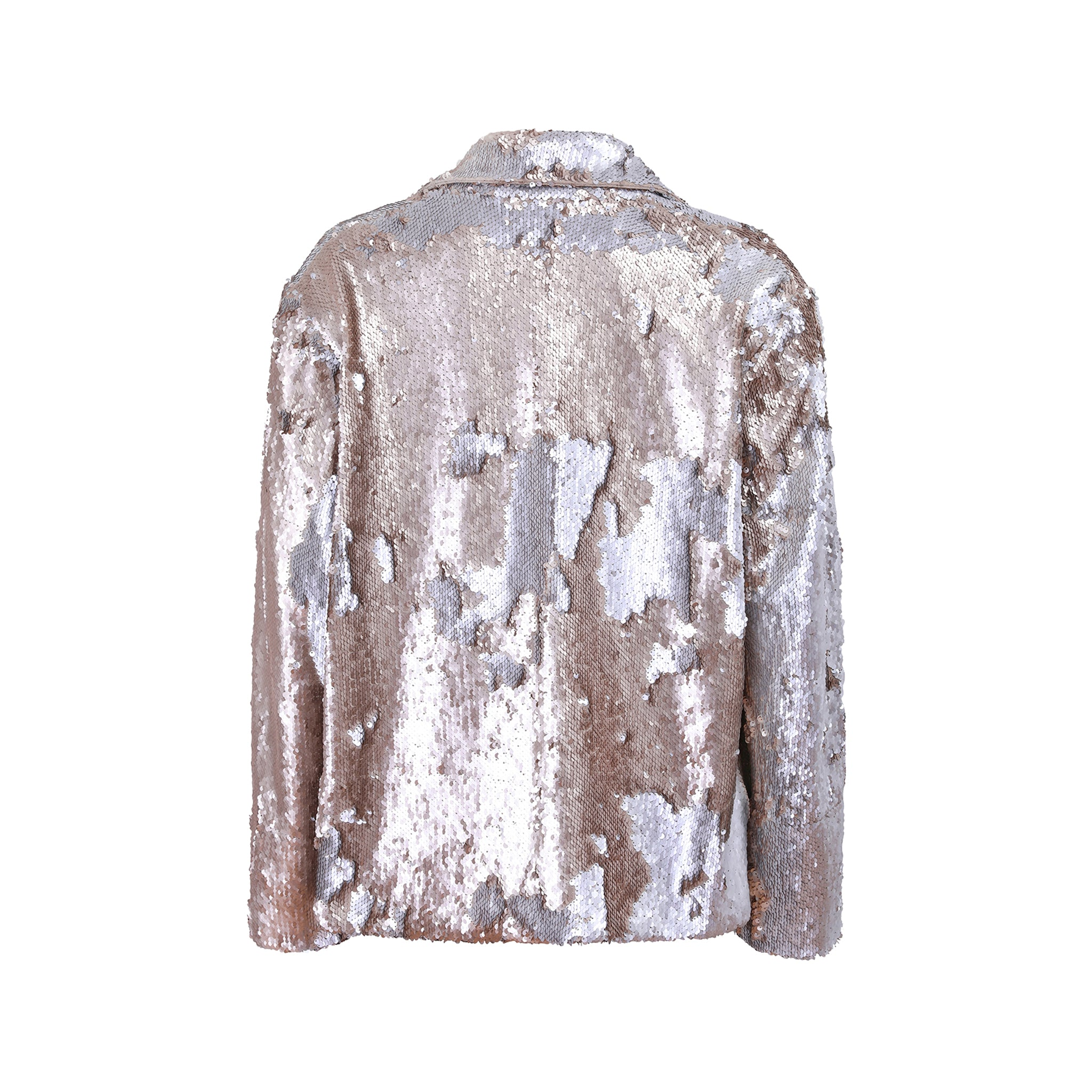 Eva Reversible Sequin Jacket
