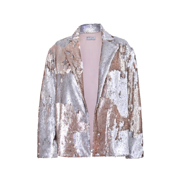 9f945a6d0 Eva Reversible Sequin Jacket