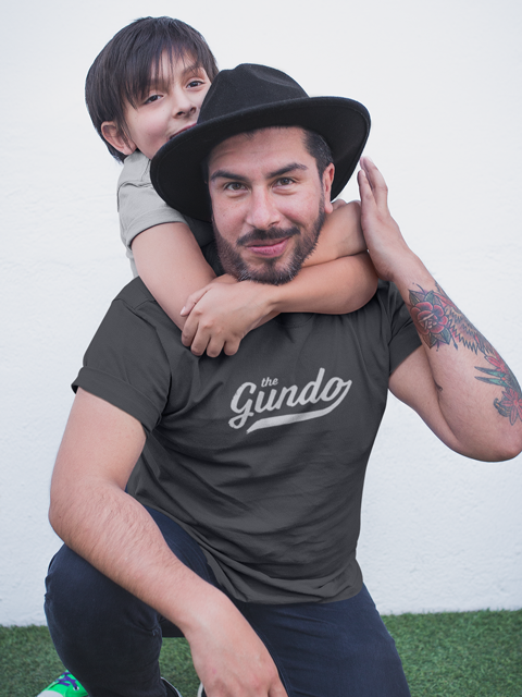 "Blue Butterfly - ""Gundo"" T-shirt"