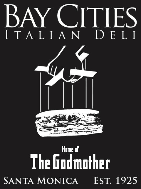 Bay Cities Italian Deli T-Shirt - Godmother