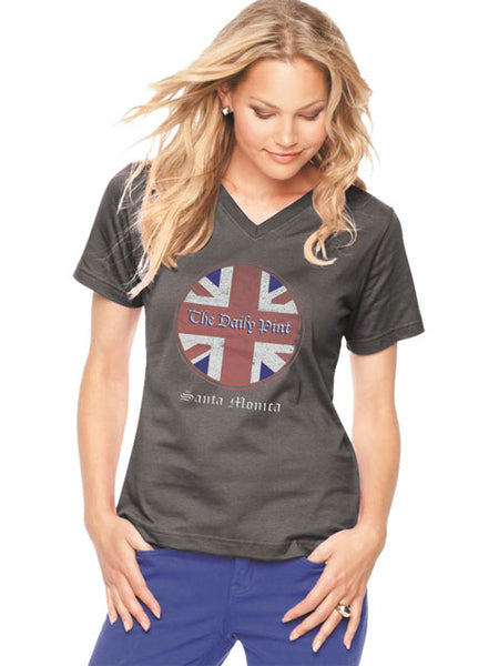 Daily Pint T-Shirt - Women's Classic Circle Logo