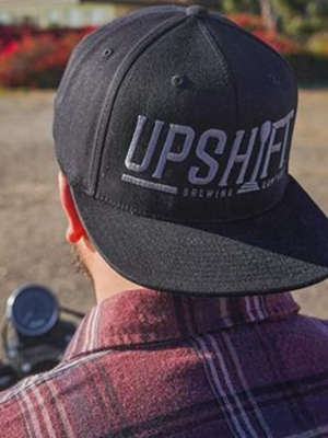 Upshift Brewing Company Hat