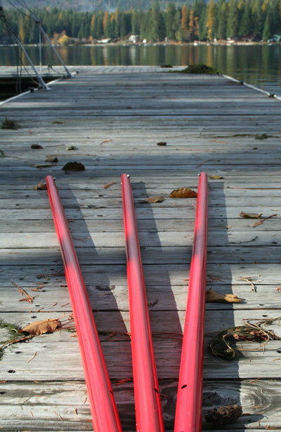 Extension Poles - Extra length for the Weed Ray - Britz Designs, LLC