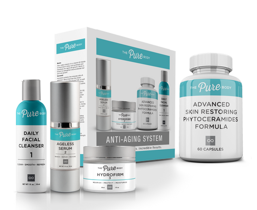 The Pure Body - Advanced Anti-Aging System