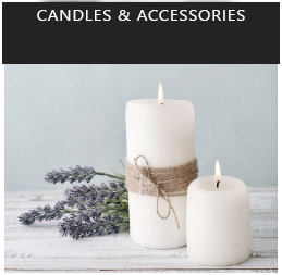 HOUSE & HOME - Candles & Accessories
